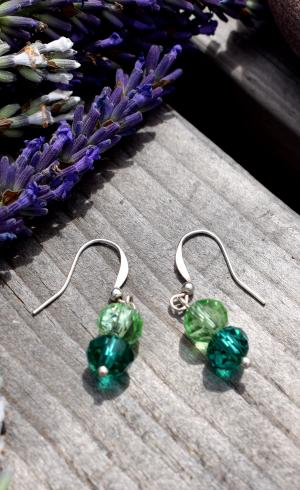 MontyQ Fashion - Image for Earring Green ER1