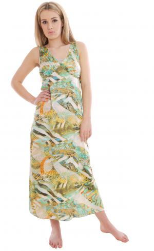 MontyQ Fashion - Image for Summer Night Dress Satin