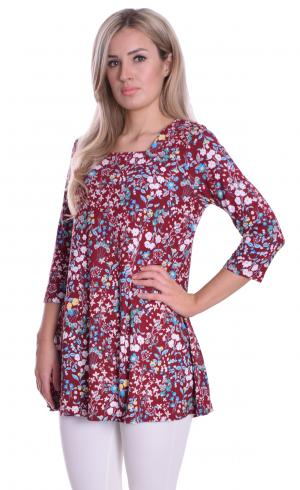 MontyQ Fashion - Image for Spring Tunic Floral
