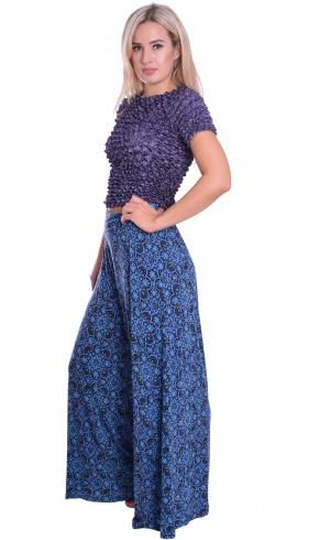 MontyQ Fashion - Image for Palazzo Soft Trousers