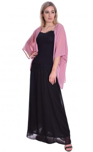 MontyQ Fashion - Image for Cape Cardigan Pink