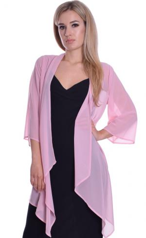 MontyQ Fashion - Image for Waterfall Cardigan Pink