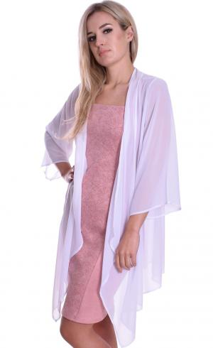 MontyQ Fashion - Image for Waterfall Cardigan White