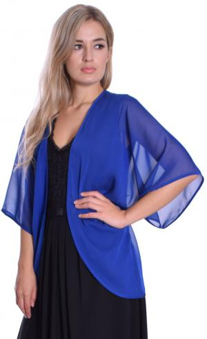 MontyQ Fashion - Image for Cape Cardigan Blue