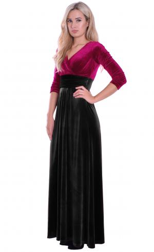 MontyQ Fashion - Image for Fuchsia Black