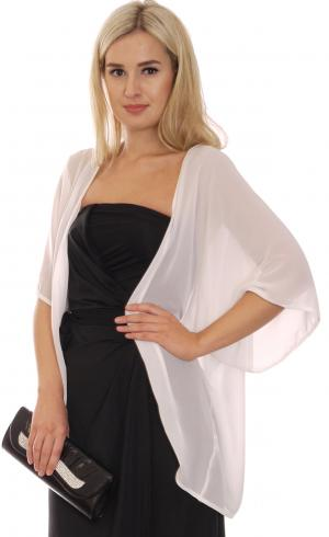MontyQ Fashion - Image for Cape Cardigan White