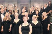Image for Military Wives Choir - look oh so good in 'MontyQ'