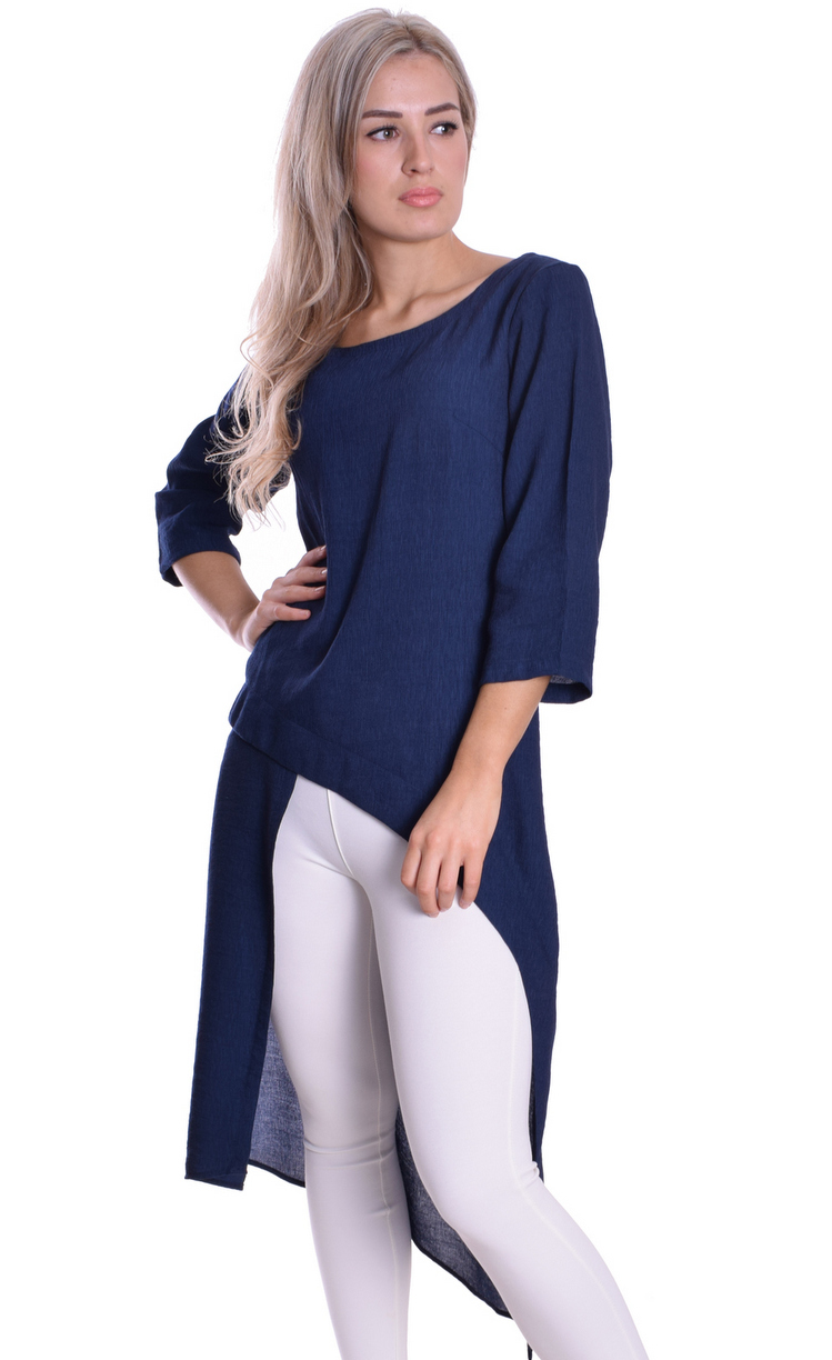 Image for Maxi Tunic Navy