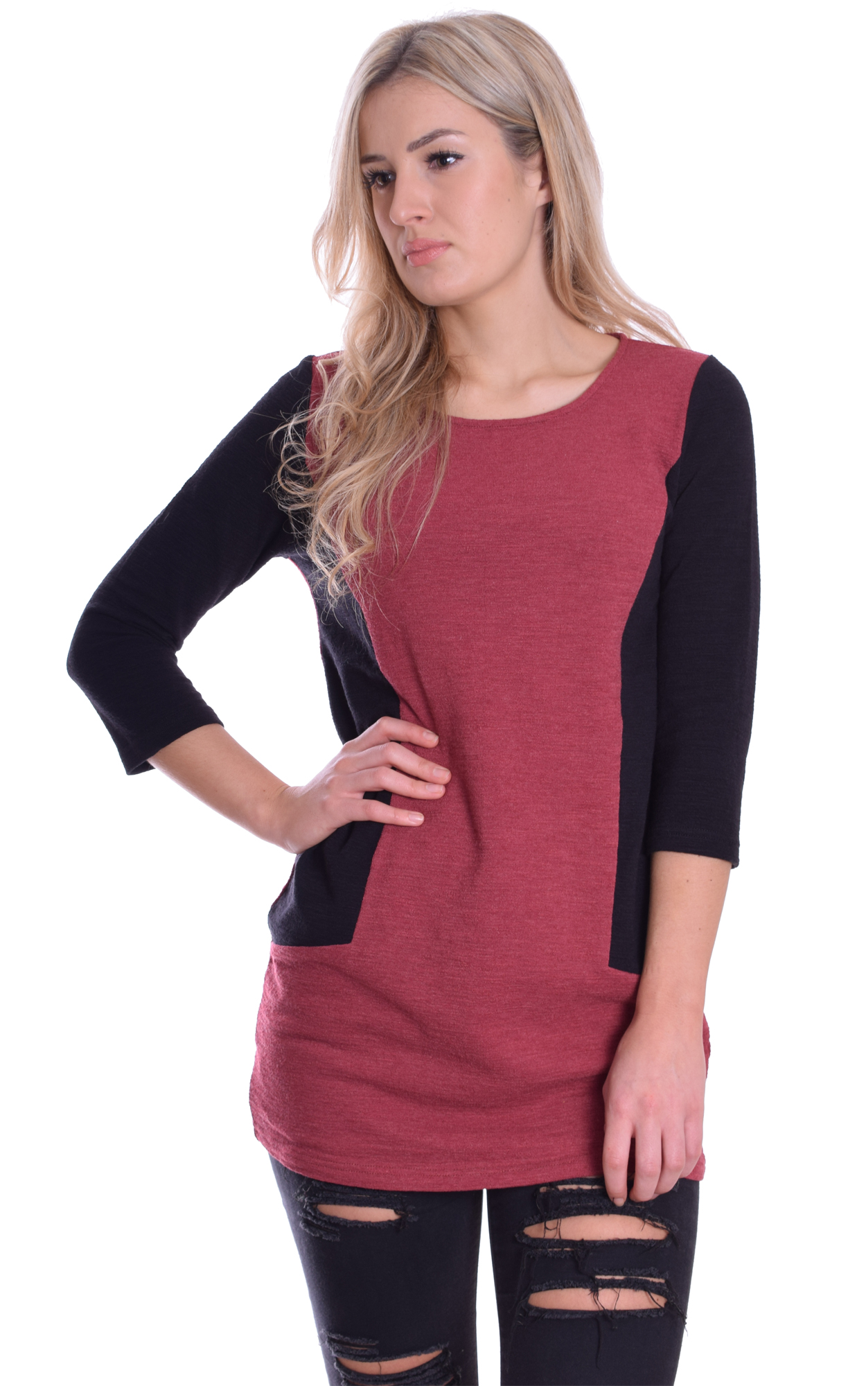 Image for Colour Block Tunic