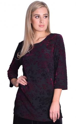 Image for Velvet Top Fuchsia